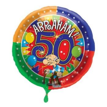 Hedendaags Abraham 50 jaar | Topgeschenken.nl EY-29