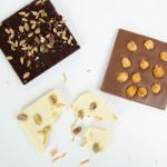 Chocoblok Caramelized Hazelnut & Sea Salt