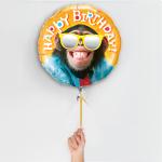Happy aap ballon