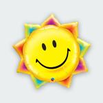 Grote zon ballon