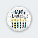 Happy birthday ballon