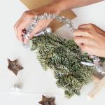 Brievenbus Kerstboompje