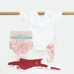 Geboorte cadeau ocean pink
