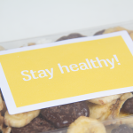 Smuldoosje Stay healthy!