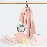 Geboorte cadeau roze