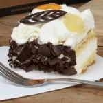 Slagroomtaart luxe chocolade