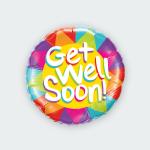 Get well soon ballon