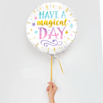Magical day ballon