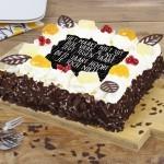 Deze taart hoort je niet!