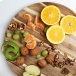 Fruitmand tijdschrift vrouw