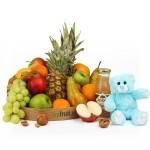 Fruitmand jongen standaard