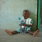 SOS kinderdorpen knuffel