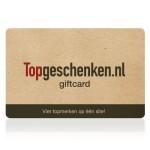 Topgeschenken.nl giftcard
